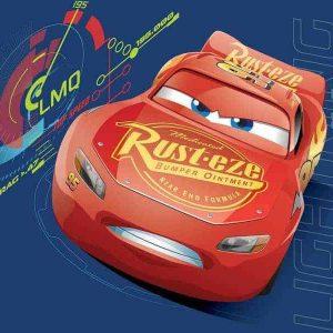 Lightning McQueen Edible Cake Image A4