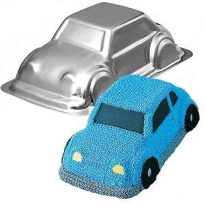 3D Cruiser Cake Tin