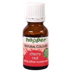 Natural Food Colour Cherry Red 20G