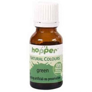 Natural Food Colour Green 20G