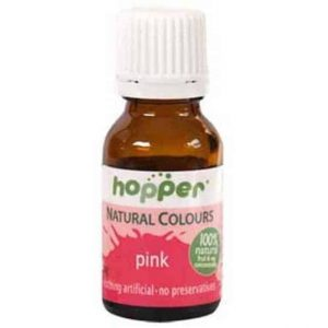 Natural Food Colour Pink 20G