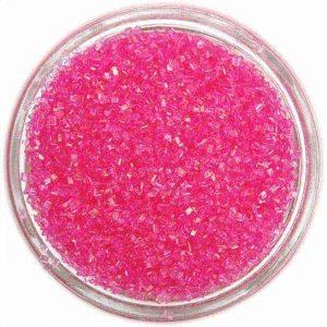Pink Sanding Sugar 50G