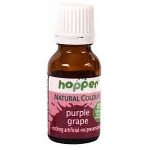 Natural Food Colour Purple Grape 20G