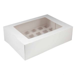 24 Cupcake Box