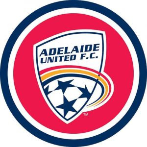 Adelaide United Edible Cake Image