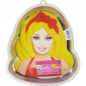 Barbie Cake Tin
