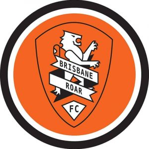 Brisbane Roar Edible Cake Image