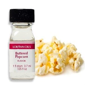 Buttered Popcorn Flavour