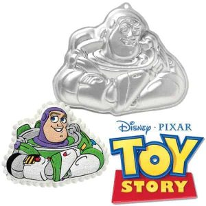 Buzz Lightyear Cake Tin