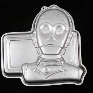 C3PO Cake Tin