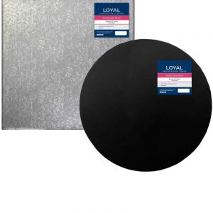 12″ Round/Square Cake Board (Loyal)