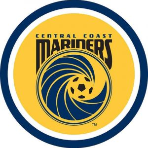 Central Coast Mariners Edible Cake Image