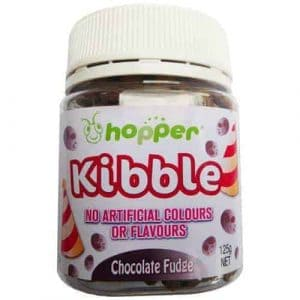 Natural Kibble Chocolate Fudge Sprinkles (Hopper)
