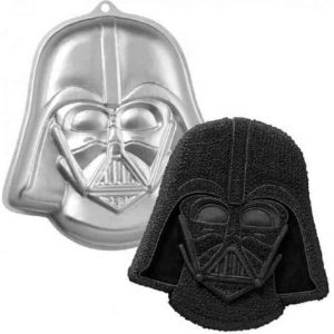 Darth Vadar Cake Tin