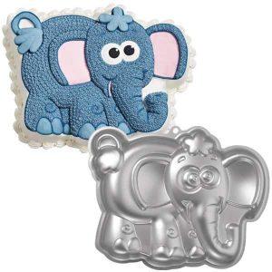 Elephant Cake Tin