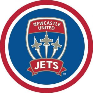 Newcastle Jets Edible Cake Image