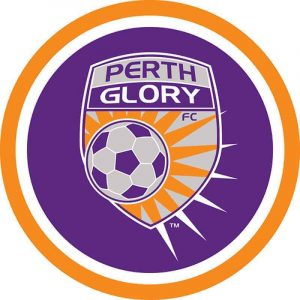 Perth Glory Edible Cake Image