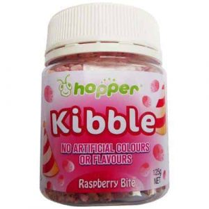 Natural Kibble Raspberry Bite Sprinkles (Hopper)