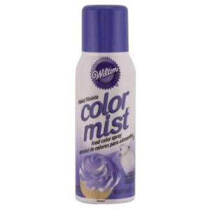 Violet Color Mist Spray