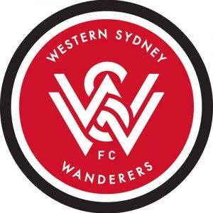 Western Sydney Wanderers Edible Cake Image