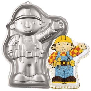 Bob the Builder Cake Tin