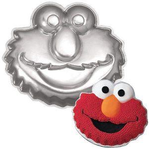 Elmo Cake Tin