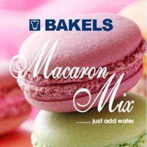 Bakels Macaron Mix 500G