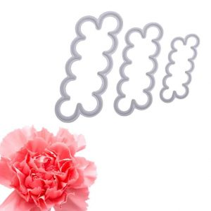 The Easiest Carnation Cutter Ever 3 PC Set