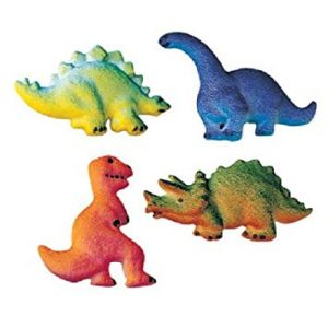 Dinosaur Cupcake Decal/Toppers