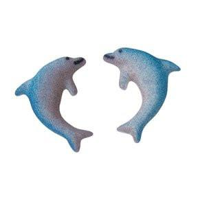 Dolphin Cupcake Decal/Toppers