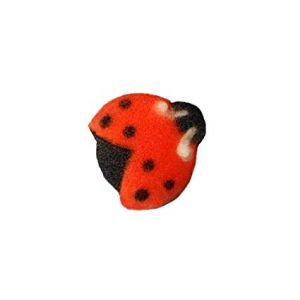 Lady Bug Cupcake Decal/Toppers