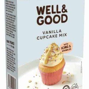 Vanilla Cupcake Mix