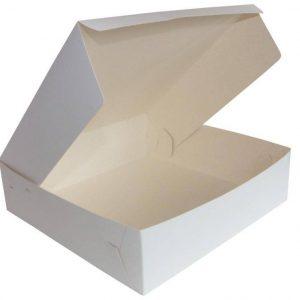 CAKE BOX 12X12X5 INCH