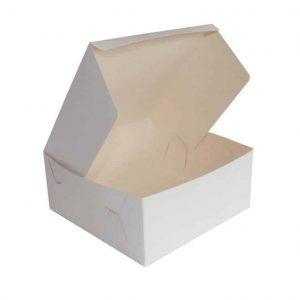 CAKE BOX 8X8X4 INCH