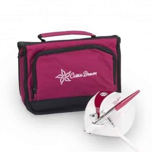 Cassie Brown Airbrush & Compressor CD30SL Carry/Storage Bag