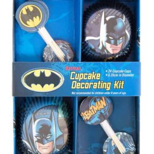 Batman Cupcake Kit