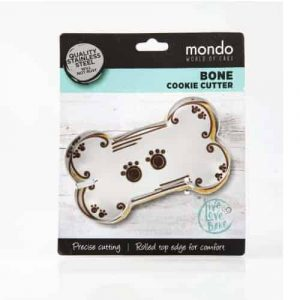 MONDO DOG BONE COOKIE CUTTER