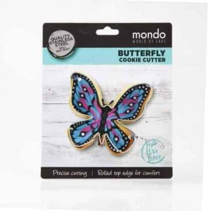 MONDO BUTTERFLY COOKIE CUTTER