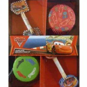 Cars Cupcake Kit