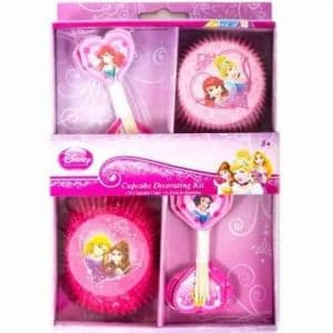 Disney Princess Cupcake Kit