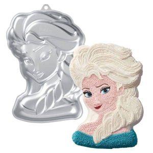 Elsa Frozen Cake Tin