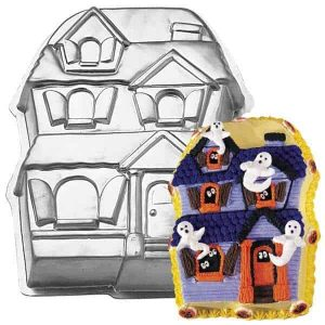 Haunted House Cake Tin