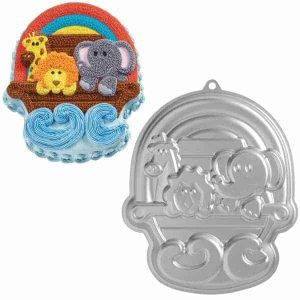 Noah's Ark Cake Tin (New)