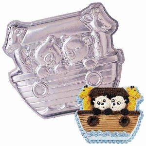 Noah's Ark Cake Tin