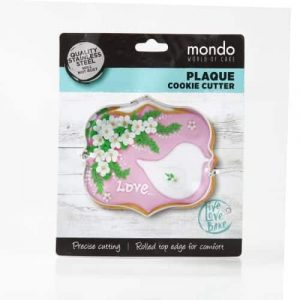 MONDO PLAQUE COOKIE CUTTER