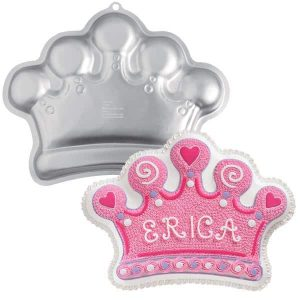 Princess Crown Cake Tin