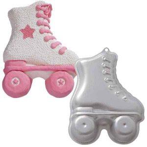 Roller Skate Cake Tin