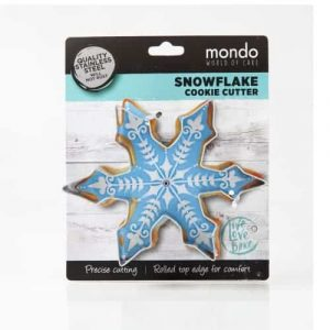 MONDO SNOWFLAKE COOKIE CUTTER