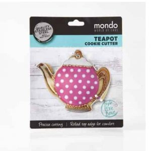 MONDO TEA POT COOKIE CUTTER