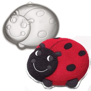 Lady Bug Cake Tin
